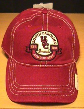 SOUTH CAROLINA GAMECOCKS FELT LOGO CAP
