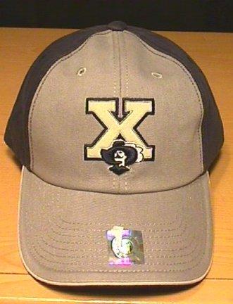 XAVIER MUSKATEERS CAP