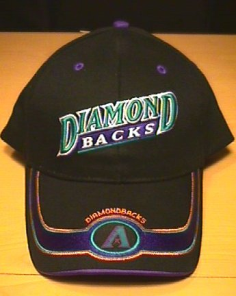 ARIZONA DIAMONDBACKS SPECTRUM CAP