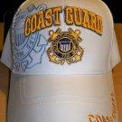 COAST GUARD HAT - WHITE