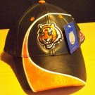 NFL LEATHER HAT - CINCINNATI BENGALS