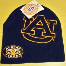AUBURN TIGERS WINTER KNIT BEANIE