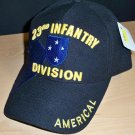 23rd INFANTRY DIVISION CAP