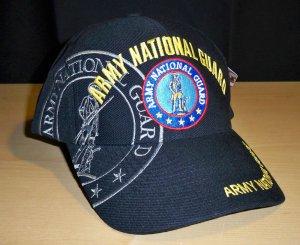 ARMY NATIONAL GUARD SHADOW - BLACK