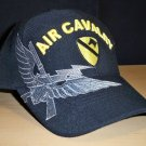 AIR CAVALRY SHADOW HAT - BLACK