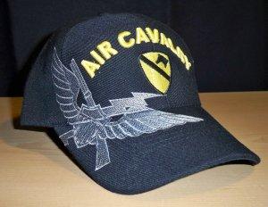 AIR CAVALRY SHADOW HAT - BLACK