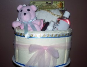 Splish Splash Doggy Gift Basket Alternative