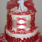 Love That New Puppy 2 Tier Training Pad Gift Cake