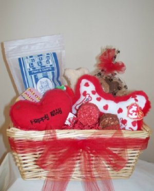 Combo Gift Basket for Dogs & Cats