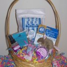 Mouse Tale Easter Gift Basket for Cats
