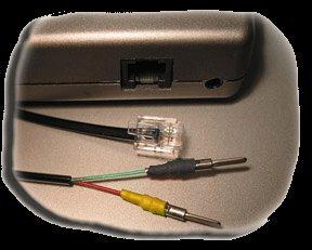 Custom Length Micro Invisicord for Escorts, Beltronics, and Valentine 1