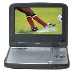 "Mustek MP85 8.5"" Portable DVD Player"