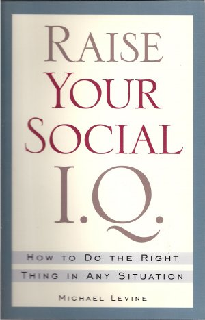 Raise Your Social IQ (Softcover Book)