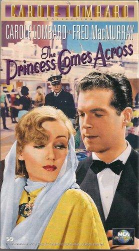 The Princess Comes Across (VHS Movie)