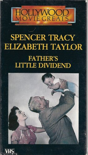 Father's Little Dividend (VHS Movie)