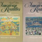 American Realities:  Historical Episodes (2 Volumes Softcover)