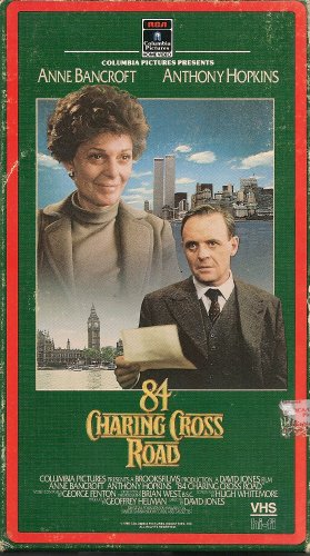 84 Charing Cross Road  (VHS Movie)