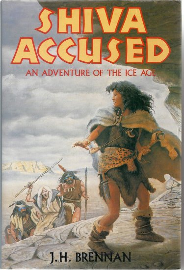 Shiva Accused:  An Adventure of the Ice Age (Children's Hardcover)