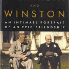 Franklin and Winston:  An Intimate Portrait of an Epic Friendship (Softcover)