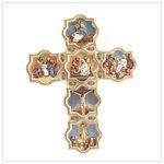 30722 Alabastrite Life Of Jesus Cross Wall