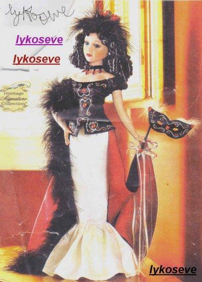 if u love mardi gras then u love this doll