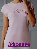 pretty in pink BRIDAL SHIRT just for that special day