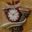 BAD DAD  A CLOCK FOR THE MAN OF THE HOUSE GREAT GIFT