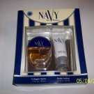 NAVY FOR WOMAN 2PC COLOGNE GIFT SET BY COTY