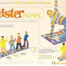Twister Moves  NEW U HAVE 2 LOV 2 DANCE GREAT FUN FRE SHIPING W/BUY IT NOW PRIC