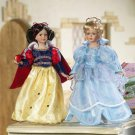 cinderrala or snow white what a great doll free shipping