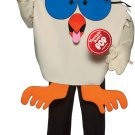 Hamburger Helper Hand OR Tootsie Roll Mr. Owl Adult Costume NW FREE SHIPPING