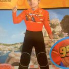 Cars  Lightning McQueen Deluxe Boy's Muscle Costume NW FRE SHIP W/BY IT NOW PRIC