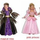 forum novelties princess costumes MAGICAL MISS OR LITTLE PINK PRINCESS NEW