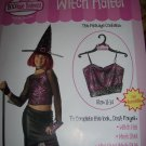 WITCH HALTER TOP RIVERSIBLE BOOTIQUE BOULEVARD NEW FREE SHIPPING WITH BUY IT NOW