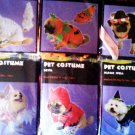 DOGGY COSTUME NEW MANY STYLES TO CHOOSE FREE SHIPPING W/BUY IT NOW PRICE  NEW