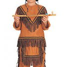 INDIAN NATIVE AMERICAN BOYS COSTUME NEW FREE SHIP W/BUY IT NOW PRICE