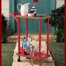 beverage cart  Wicker LIKE Beverage Cart NEW