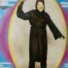 Black Terror Robe Costume - Standard - Chest Size 1 so fits most