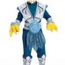 Skylanders - Deluxe Jet Vac Child Costume officially licensed Skylanders small