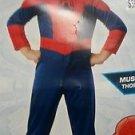 Ultimate Spiderman Jumpsuit Super Hero toddlers muscle Costume