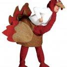 Turkey costume Thanksgiving Adult Size Standard Costume gobble gooble gobble new