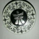 Grandma Decorative Coin Pocket Prayer Angel Cathedral Art PT633 w/safe keep case