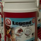 Igloo Legend 1/2 Gallon Beverage Jug Container great 4 Sports Red Flip-spout NEW