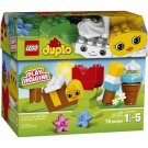 Lego Duplo #10817 Creative Chest 70 Pcs  NEW LEGO DUPLO My First LEGO DUPLO