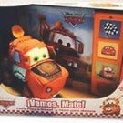 Disney Pixar Cars:  Play a Sound Book + TOW MATER CUDDLY TOY IN SPANISH NEW