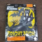 Diamond Shimmer Battery Powered Lighted Fright Night Halloween Window Decoration