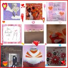 HALLMARK GREAT MUSICAL VALENTINES GREETING CARD PLAY MUSIC MANY 2 CHOOSE FROM