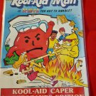 Kool-Aid Man Comic Book No.4 1987 great Shape must c