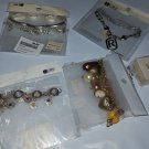 LOT OF VINTAGE LURE BRACELETS AND OTHER DESIGNERS    LOT 2  NEW CS 267