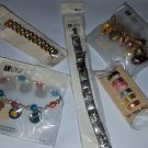 LOT OF VINTAGE LURE BRACELETS AND OTHER DESIGNERS    LOT 1  NEW CS 267